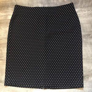 NWOT Rafaella pencil skirt size 10.